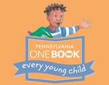 PA One Book, every young child, logo