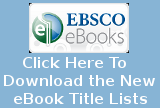 Click here To Download the New eBook Title Lists