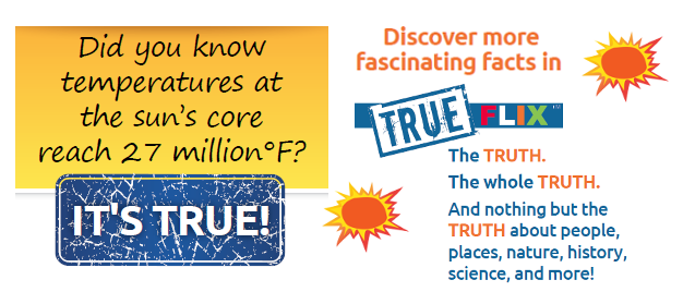 TrueFLIX is now available. Watch the Video, Read the Book, & More! This link to an exterior site opens in a new window.