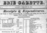 Erie County Public Library – Erie Gazette 1820-1864